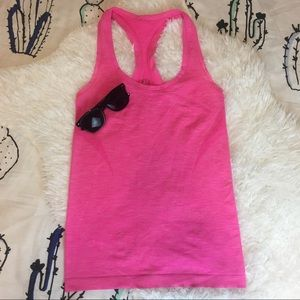 Victoria's Secret pink workout tank top